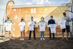 Gisela Pulido compite en Gran Canaria por el título europeo de KiteFoil