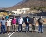 El Complejo Deportivo Valle de Mogán contará con una nueva zona de aparcamientos